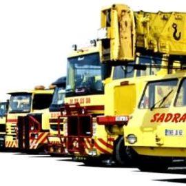 La flotte jaune années 2000
