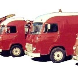 La seconde génération de véhicules SADRA